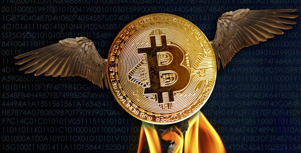 Hausse du cours du Bitcoin