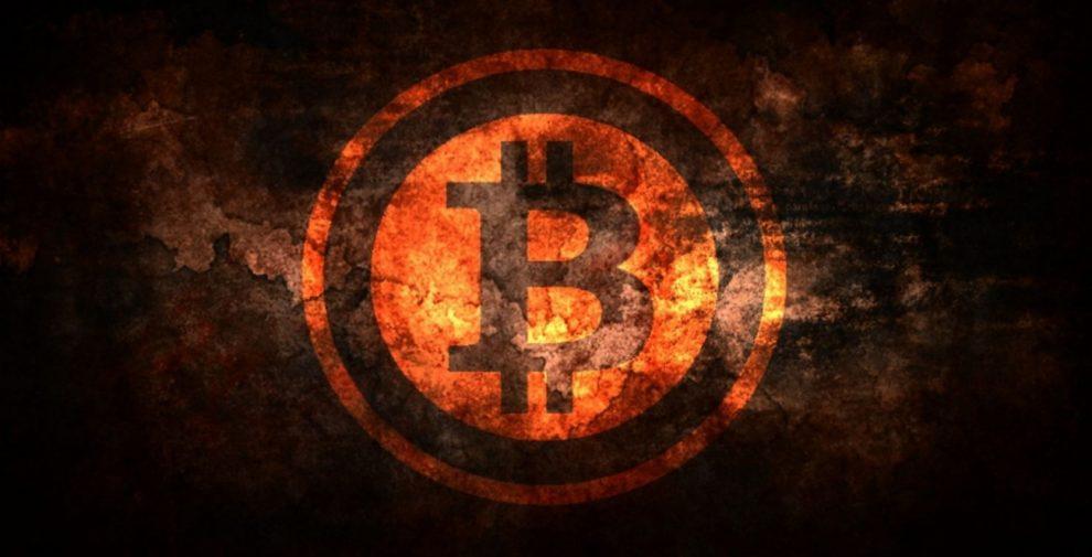 Krhach du Bitcoin en mars 2021
