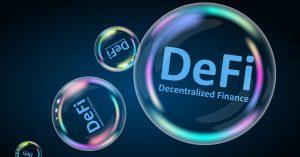 DeFi finance décentralisée
