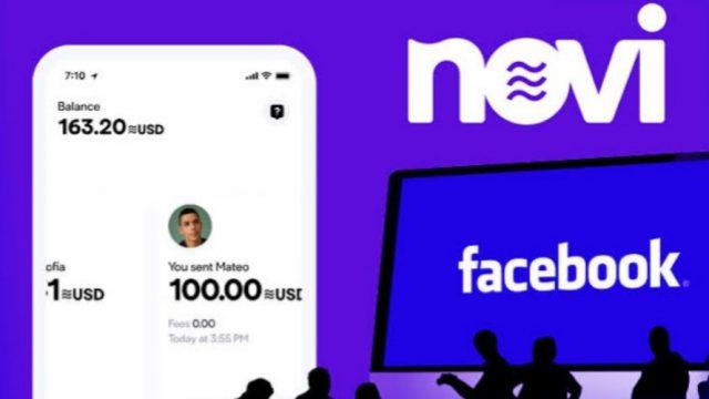 Le portefeuille NOVI de Facebook
