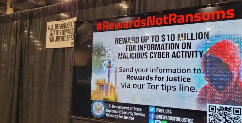 Rewards Not Ransoms