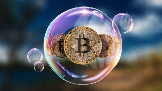 Bitcoin bulle