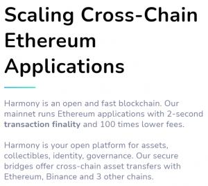 Blockchain Harmony
