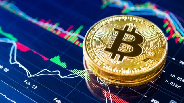Chute Bitcoin Crypto-marchés