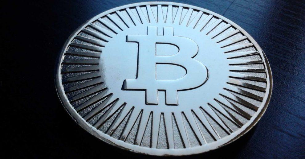 Pièce Bitcoin Salvador