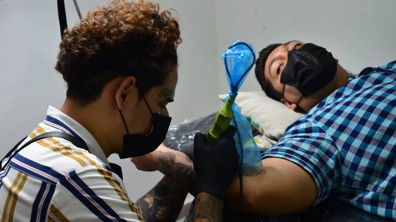 Tatoueur Salvador