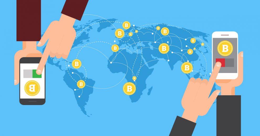 Transfert Bitcoin