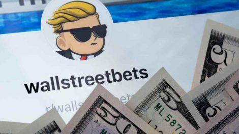 Wallstreetbets crypto